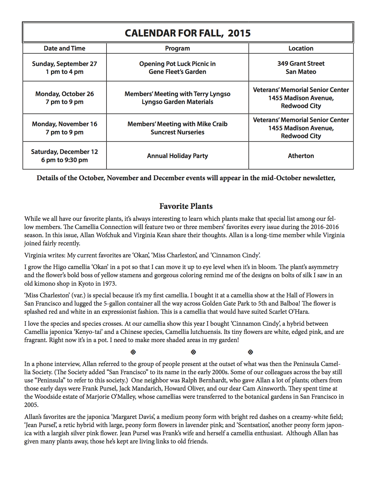 September 2015 Newsletter p4