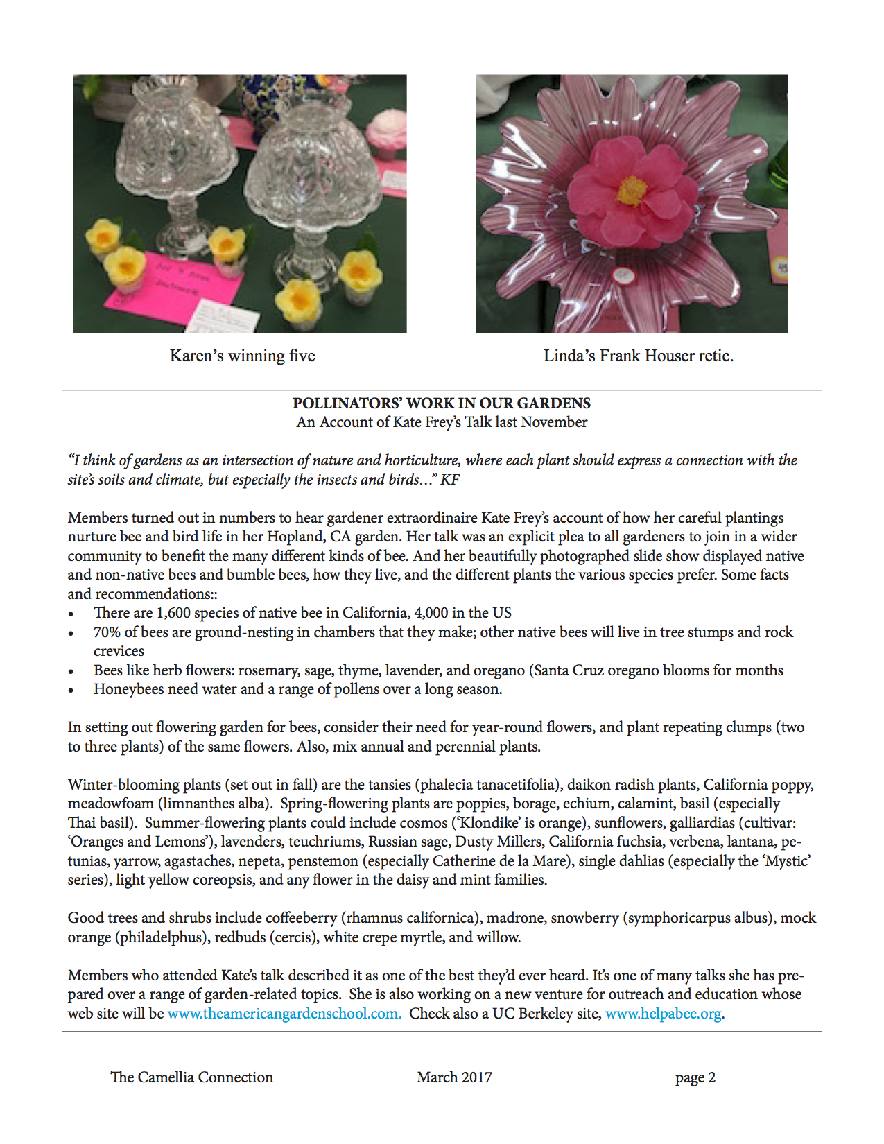 SFPCS March newsletter p2